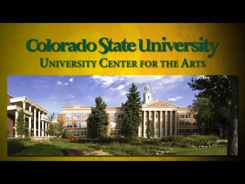 University Center for the Arts at Colorado State University