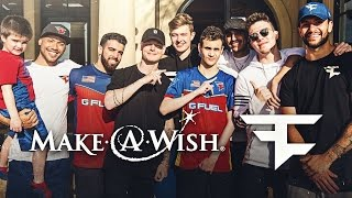 FaZe Clan Makes A Wish