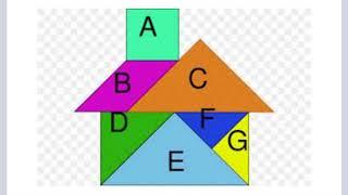 GOHMATH ~ Geometry & Tangrams 2 ~ MTEL, PRAXIS, NYSTCE, CBEST MATH ~ GOHACADEMY.COM