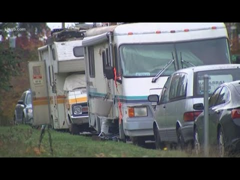 No action on West Seattle homeless rv's
