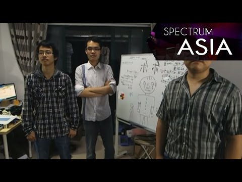 Spectrum Asia— Dreams and the Business Reality Trailer 10/02/2016   CCTV