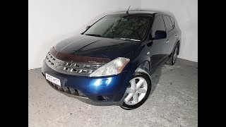 Automatic Cars. 4×4 SUV Nissan Murano 2006 Review For Sale