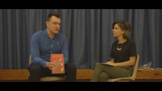 Laura Fleming interviews Lawrence about his NEW BOOK 'Can Such Things Be?'