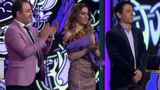 Ամենակարող երգիչ  Եզրափակիչ