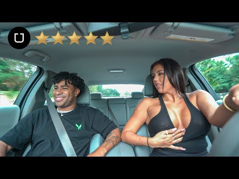 Promise - The Bizness Hourz - Watch guy get put to the test in Uber Driver cheating expirement!