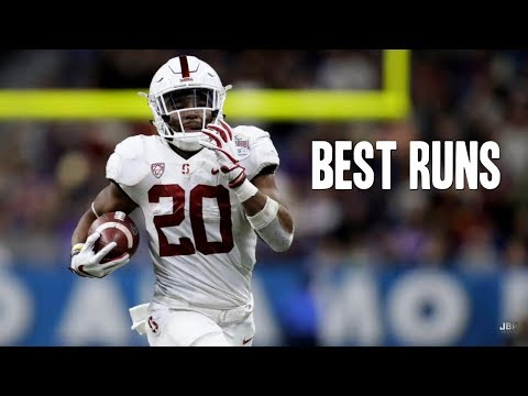 Best Runs of the 2017-18 College Football Season || Part I ᴴᴰ