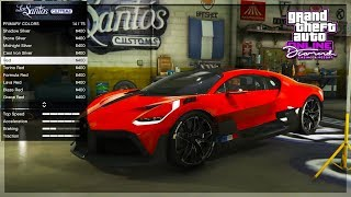Download Video/Audio Search for gta 5 bugatti divo , convert gta 5