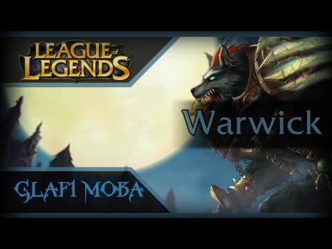 видео: Гайд Варвик Лига Легенд - guide warwick league of legends - Гайд Варвик ЛоЛ