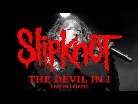 """SLIPKNOT - """"The Devil In I"""" live in Leipzig [CORE COMMUNITY ON TOUR]"""