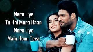 Mere Liye (LYRICS) -   Akhil Sachdeva