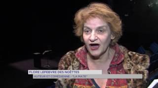 """""""La Mate"""" : Flore Lefebvre des Noëttes raconte son enfance au Prisme"""