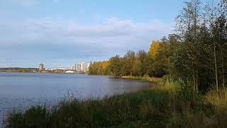 Нижнее  Большое Суздальское озеро. Красотища!!!
