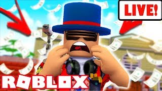 Roblox Live Stream - Get Ready To Vote and Play Along! - Variety of Games That YOU Vote For