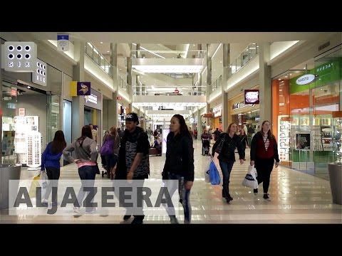 The decline of US mall culture