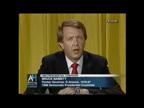 Democratic Primary Debate 08/23/87