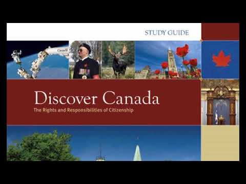 Discover Canada Chapter  3 Canada History