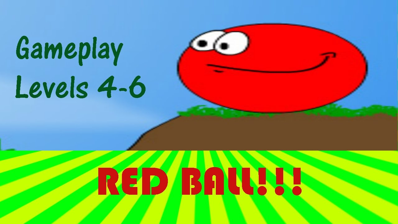 red ball level 6