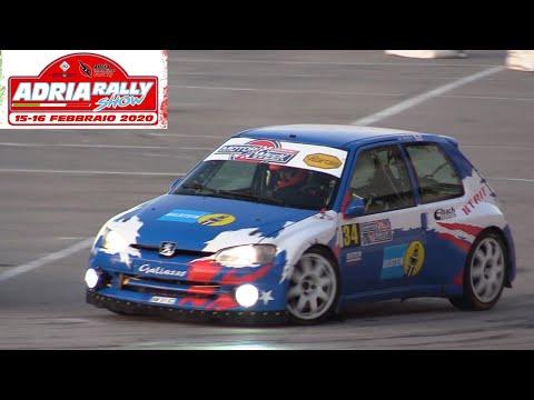 Trettl - Piceno Peugeot 106 Maxi - Adria Rally Show 2020