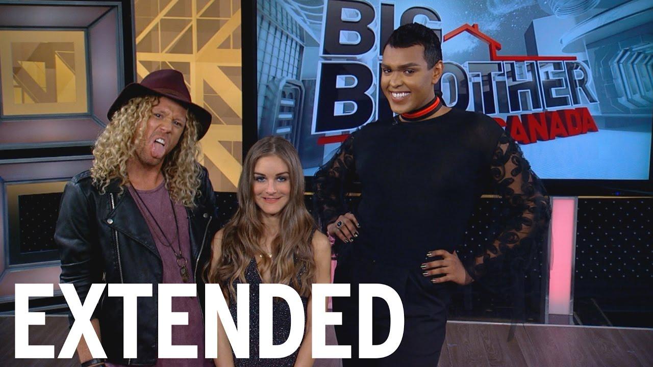 'Big Brother Canada' Season 5 Finale Panel - YouTube