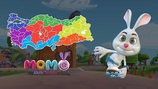 Akıllı Tavşan Momo - Türkiye Turu 🎉