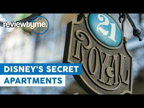The Hidden Suites Inside Disney Parks | ReviewTyme