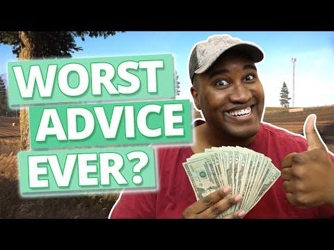 WORST FINANCIAL ADVICE EVER | Introducing Dollar Daryl!