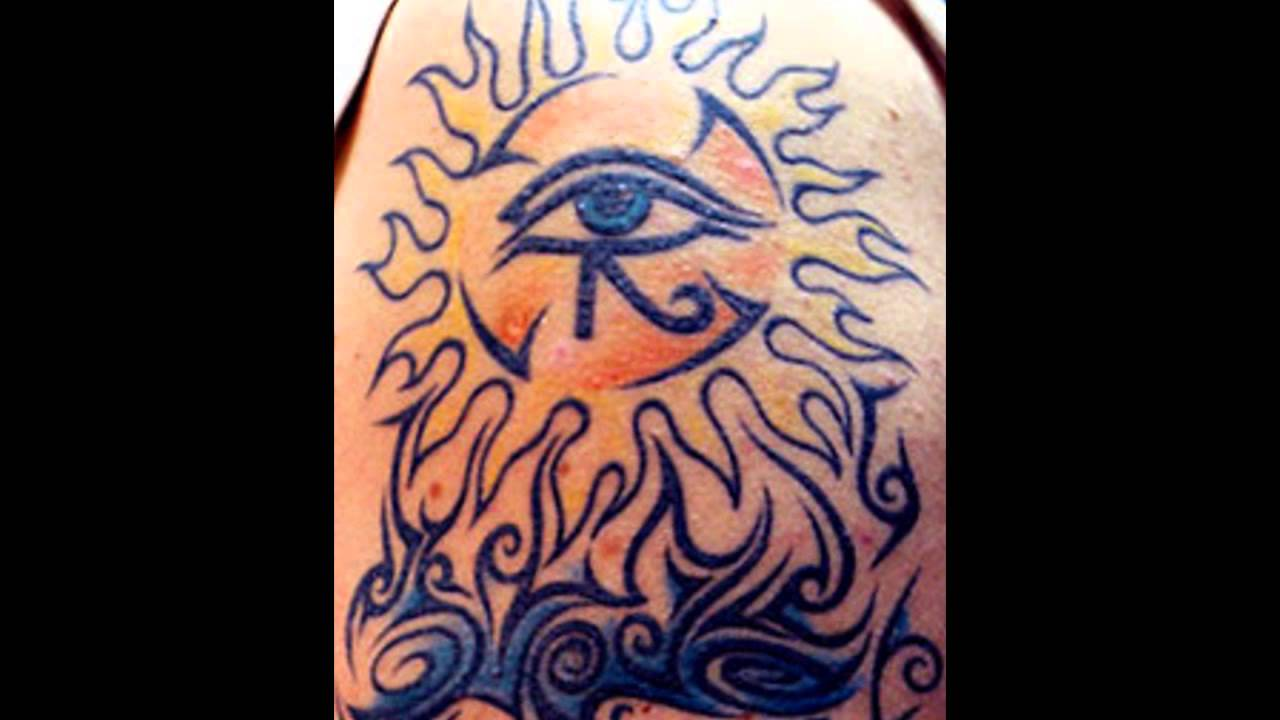 Eye of horus tattoo meaning youtube biocorpaavc Image collections