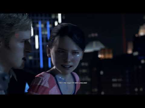 Detroit  Become Human 2020 4K VIDEO GAME |