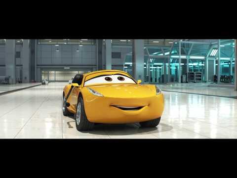 "CARS 3 ""Cruz Meets Lightning"" Movie Clip - 2017 Pixar Animation"
