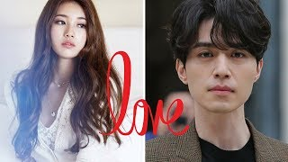 Lee Dong Wook & Suzy's Love Story