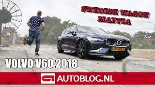 Volvo V60 (2018) rijtest