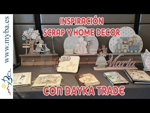 Inspiración, ideas scrap