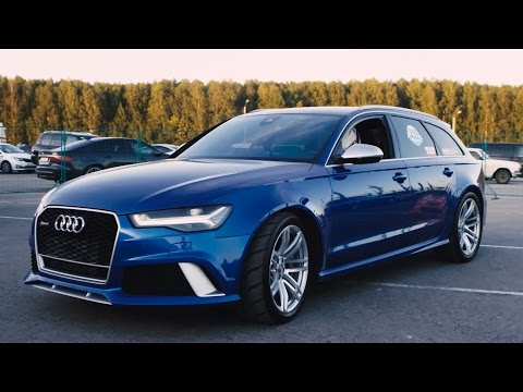 DT Test Drive — 750 HP Audi RS6