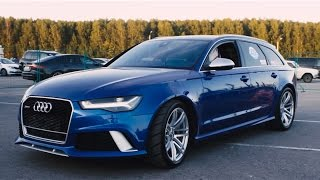 dt test drive 750 hp audi rs6