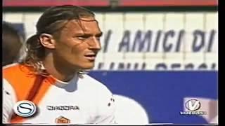 2005/2006, Serie A, Cagliari - Roma 0-0 (05)