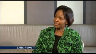 Sophie Mokoena speaks to Nkoana-Mashabane on Mali attack