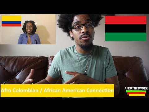 Afro Colombian / African American Connection (Youtuber Collab)