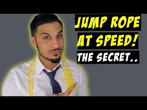 HOW TO JUMP ROPE AT SPEED!   QUICK & SIMPLE TUTORIAL   RUSH ATHLETICS