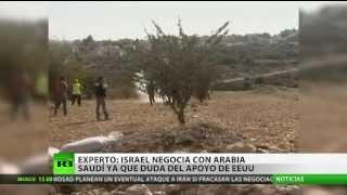 """Israel y Arabia Saudita """"ya elaboran"""" plan de ataque a Irán"""