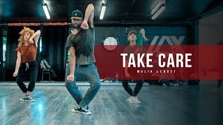 rihanna ft drake take care choreography by malik lenost filmed by alexinhofficial