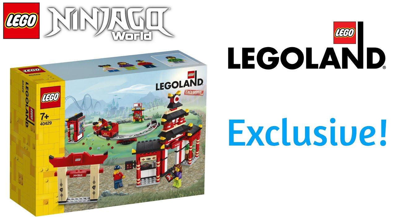 New LEGOLAND Exclusive Ninjago World Set Revealed!│Brick ...