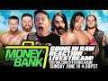 Going In Raw Money In The Bank Reaction Livestream! video