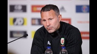 WALES 🏴󠁧󠁢󠁷󠁬󠁳󠁿 v SPAIN 🇪🇸 REACTION FROM RYAN GIGGS
