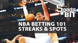 Sports BIT | NBA Betting 101