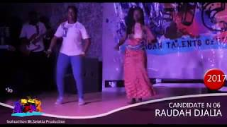 RAUDAH DJALIA N 06 / 3em jours Concours The Best Gospel Voice AFTC African Talents Center 2017