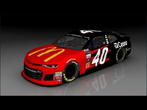 2019 MENCS Paint Scheme Concepts #3