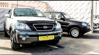 500 тысяч: Chevrolet Niva и KIA Sorento
