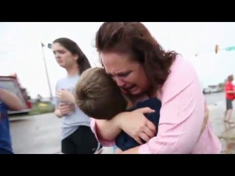From massive damage to family reunions following Moore, Oklahoma tornado
