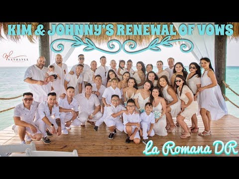Renewal of vows/ kim&johnny / love is in the air / Vlog12