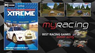 Rally Championship Extreme 2001: Kenya-3/Seat Cordoba (Gameplay)